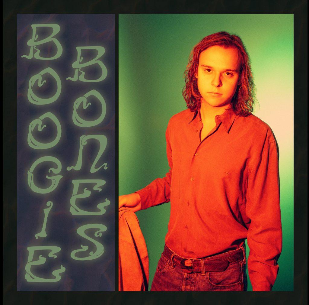 Boogiee Bones Single Cover